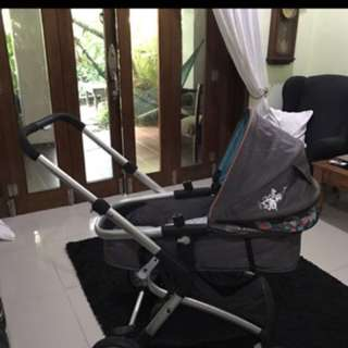 Authentic Polo Stroller
