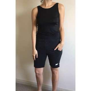 Navy Nike Shorts