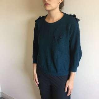 Chloe Jumper Wool
