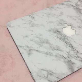 Marble Printed Macbook Hard Case / Cover