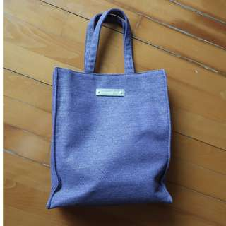 Crabtree and Evelyn tote bag