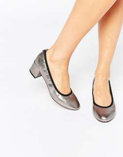 ASOS Metallic Shoes