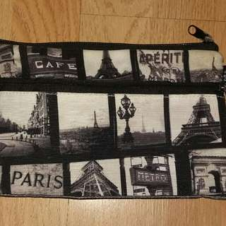 Typo Paris pencil case