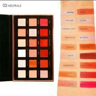 Focallure 18 Colors Eyeshadow Pallet
