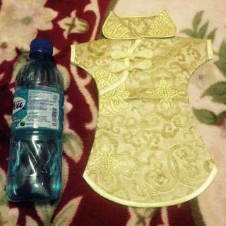 Wine Bottle Cheongsam Cover #CNY88