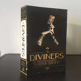 THE DIVINERS by Libba Bray | Paranormal Historical YA 1920s