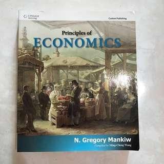 🚚 經濟學 原文書