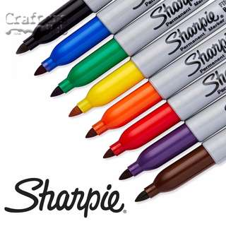 Sharpie Fine Point Markers 6-pc pack