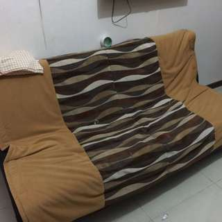 Sofa 2 In 1 Bisa Jadi Kasur