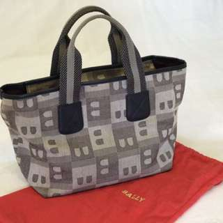 Authentic Bally tote bag