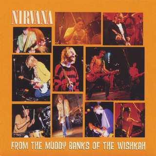 Nirvana ‎From The Muddy Banks Of The Wishkah cd