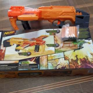 Nerf Doomland Double Dealer (Unbox)