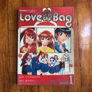 Love is in the Bag 1 Manga