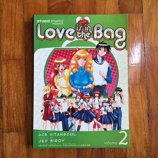 Love is in the Bag 2 Manga