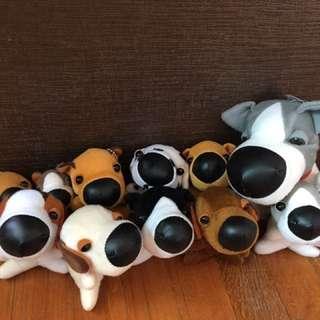 The Dog plush