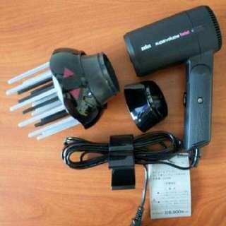 Authentic Braun Hair Dryer Supertwist Blower