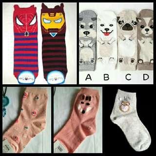 ❗PAUBOS SALE❗ Korean Long Socks