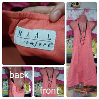 Real Comfort Backless Dress