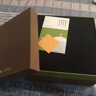 BNIB Liuli Living Tea Set
