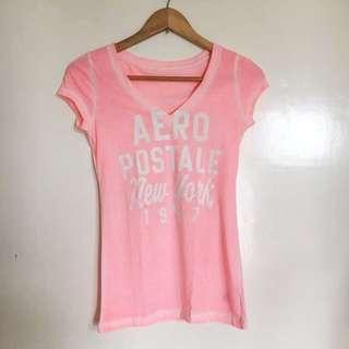 Aeropostale Peach Shirt