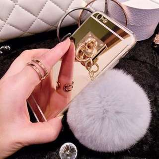 iPhone mirror cases