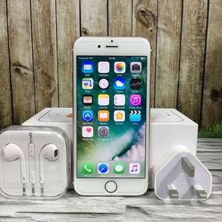 iPhone 6s 16GB Rose Gold Good Condition fullset ORI ex inter singapore ZP ( itc cempaka mas )