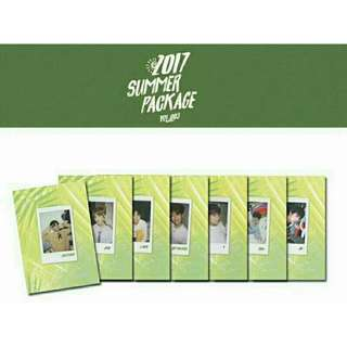 BTS SUMMER PACKAGE 2017 SELFIE BOOK (DUPLICATED) BUY 3 FREE POSTAGE TO WM