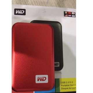 External Hard drive WD 1 TERA