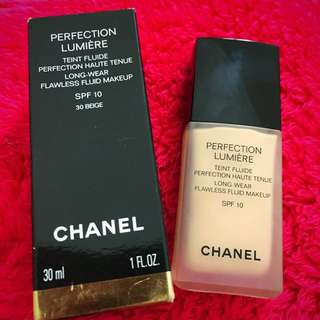 Chanel Perfection Lumirer