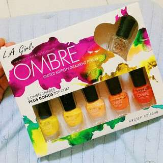 LA Girl Ombre Nail Polish