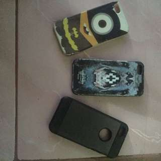 Case for iphone 5&5s good condition. Only 20k 1 item, take all 50k