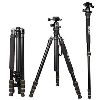 ZOMEI Q666 Proline Tripod with Ball Head