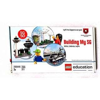 SG50 LEGO Collectibles