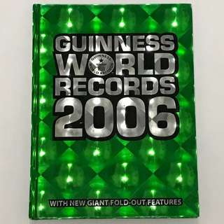 Guinness World Records 2006 - As Good As New