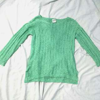 Vero Moda crochet sweater