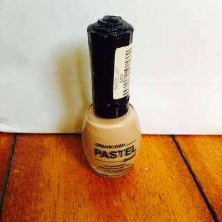 PASTEL膚色指甲油