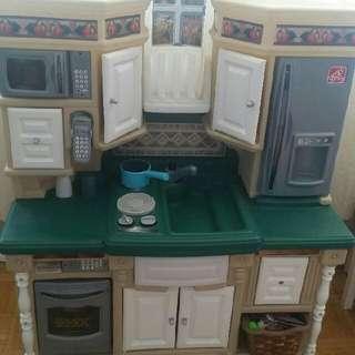 Kids kitchen set