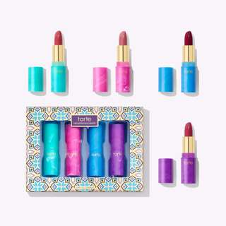 [BN] Tarte limited-edition mermaid kisses lipstick set - full gift set available / Sandals available separately
