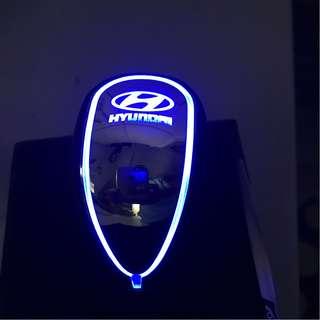 Brand New Hyundai LED Gear Knob