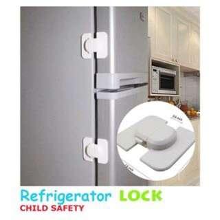 Reff or fridge lock