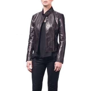 M0851 Leather Jacket