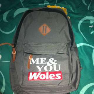 Backpack Woles