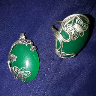 ring and pendant