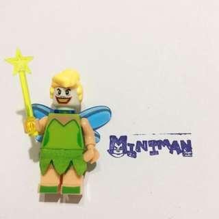 Miniman手作飾品 萬聖節mix系列積木人偶