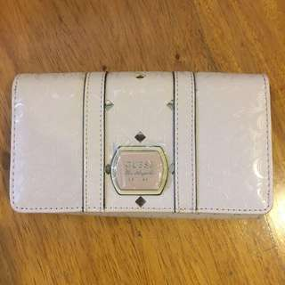 Guess Los Angeles 1981 Pink Wallet