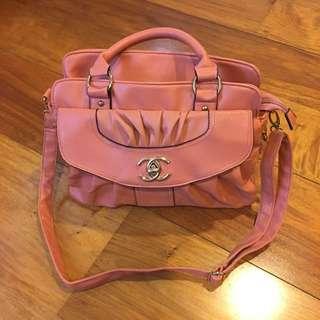 Pinky Shoulder Bag