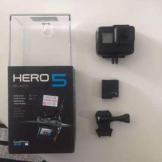 GoPro Hero 5 & Accesories