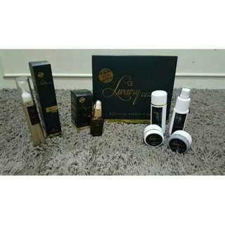 luxury signature skincare