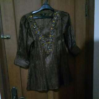 tunik kerut by PS-personal style