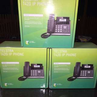 Telstra T42g IP phone